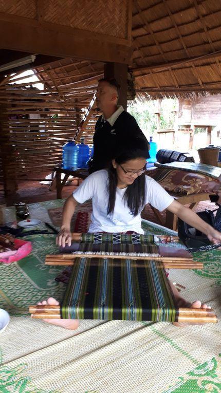 Le Laos : Paksé et le plateau des Bolovens (et le Durian!): Jour 1