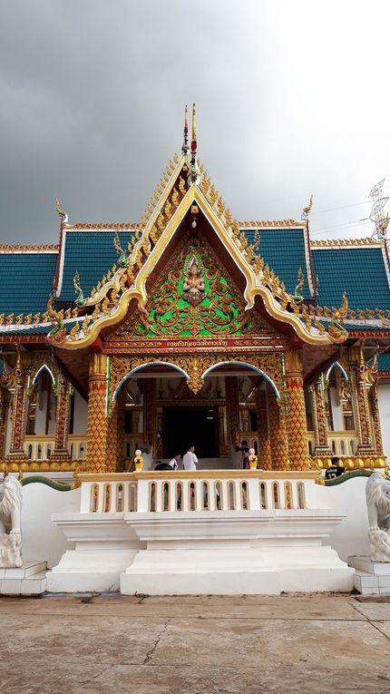 Paksé et le Golden Bouddha à Chaampasak, Jour 3