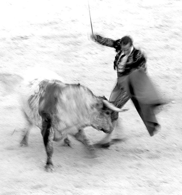 Diaporame &quot&#x3B;La corrida&quot&#x3B;