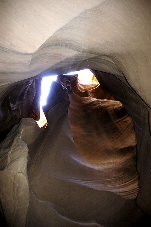 &quot&#x3B;Antelope Canyon&quot&#x3B;. diaporama: cliquer sur l'image