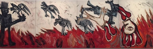 Cliquez sur l'image. Diaporama: musée d'Art Moderne de Paris  &quot&#x3B;Karel Appel&quot&#x3B;