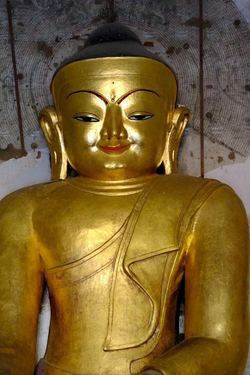 A Old Bagan et alentours (cliquez pour dérouler)