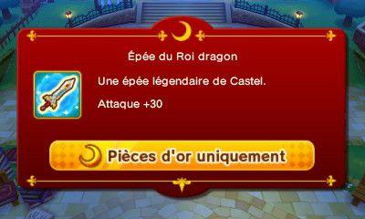 Récompenses Castel
