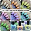 Lime Crime Les Desserts d' Antoinette nail polish collection!