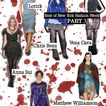 Part III: Anna Sui, Matthew Williamson, Vena Cava, Chris Benz, Lorick, Proenza Schouler, Ohh My!