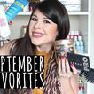 September Beauty Favorites! 2016
