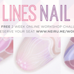 Free Nail Art Online Workshop with Neiru!