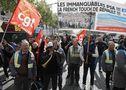La Souterraine (Creuse) : Le CRI de DÉTRESSE des ouvriers de GM&S.