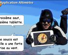 Application Altimètre