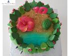 Gâteau Vaiana