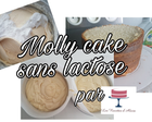 Molly cake sans lactose