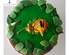 Gâteau Les As de la Jungle