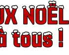 Pour les Fêtes de noël 2015 !!!