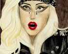 #Drawings : Lady Gaga