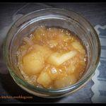 Chutney aux pommes