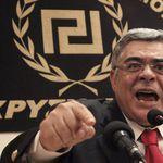 Grèce : le dirigeant d'Aube dorée arrêté
