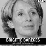 Le CRAN demande que Brigitte Barèges soit exclue de l'UMP