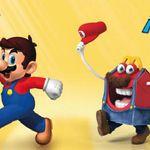 Mario et ses compères débarquent chez McDonald