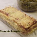 Croque Cake Jambon Fromage