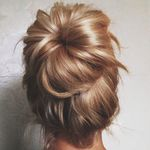 #HAIR // Love Bun