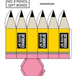 Crayon #JeSuisCharlie / Printable pencil