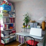 Atelier couture / Sewing room tour