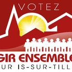 Programme politique - Gilles Passereau, Agir Ensemble 2014