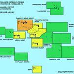Dépression tropicale Niko sur la Polynésie