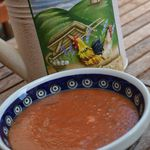 Sauce tomate aux romarins