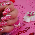 La technique Nail-Art en vogue