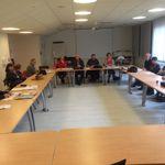 9 Mars 2017 : Assemblée générale de la FSU 19 retraités au Collège Jean Moulin à Brive