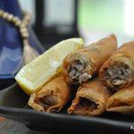 Bourek algérien à la Viande Hachée - Algerian Meat Bourek