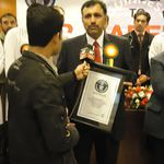 Guinness Record by Pakistani Surgeon