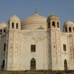 THE TOMB OF ANARKALI IN LAHORE