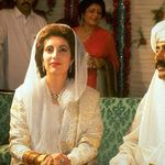 Benazir Bhutto on Her Weding Day
