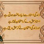 Beautiful Urdu Inspirational Quotes