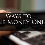 How To Make Money Online At Home Using the Internet
