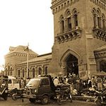The Empress Market