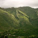 The Margalla Hills