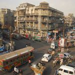 Beautiful View of Saddar Karachi