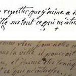 Les lettres à Madame de Lamballe, toutes fausses?