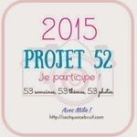 Projet 52 - 2015 - Semaine 52 - On fête !