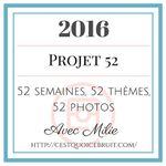 Projet 52 - 2016 - Semaine 21 - Lumière