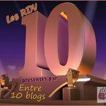 Entre10Blogs #4 : Les 10 dates qui me resteront en tête à jamais