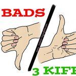 3 BADS/ 3 KIFFS le retour