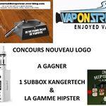 Concours - Nouveau logo pour le Journal du Vapoteur