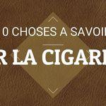 Vidéos - 10 choses sur les cigarettes