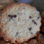 Biscuits sablés à la vanille, aux graines de...