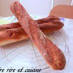 Baguettes au Lait Ribot
