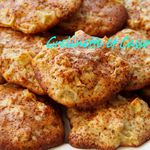 Biscuits aux Pommes Tombées